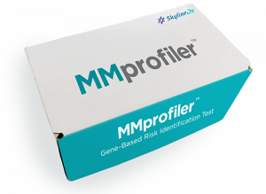 The MMprofiler testing kit box