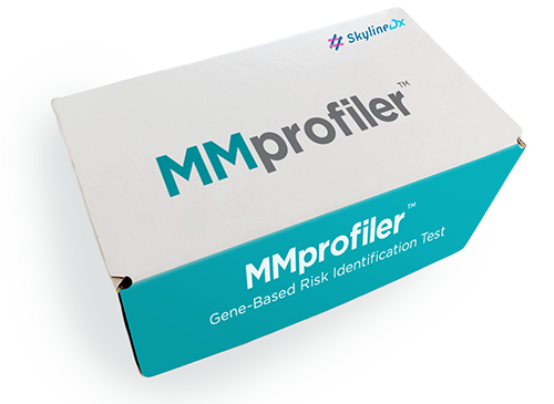 The MMprofiler logo