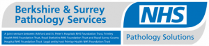 Berkshire and Surrey Pathology Services (BSPS) logo